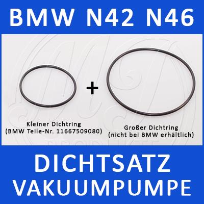 BMW Dichtsatz Vakuumpumpe N42 N46