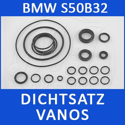 BMW Dichtsatz Vanos S50B32
