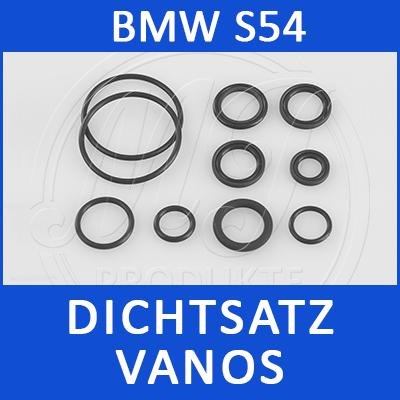 BMW Dichtsatz Vanos S54