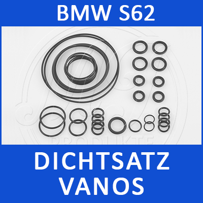 BMW Dichtsatz Vanos S62