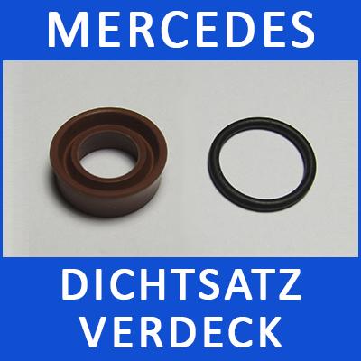 Prächtig Dichtsatz Hydraulikzylinder / Verdeck - Das Original von MJ Produkte &QG_81