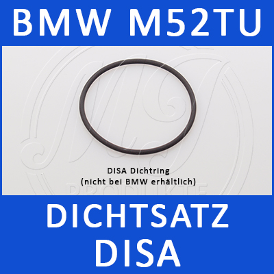 BMW Dichtsatz Disa M52TU Viton