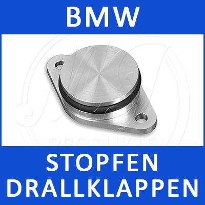 BMW Verschlussdeckel Drallklappen