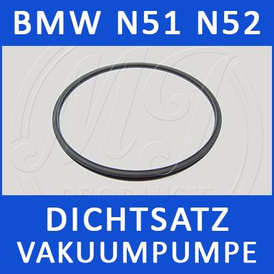 BMW Dichtsatz Vakuumpumpe N51/N52