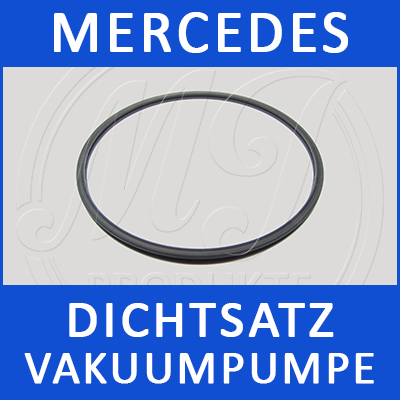 Mercedes seal kit vacuum pump